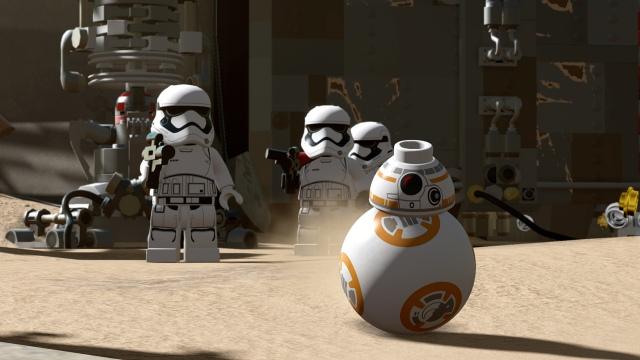 Készül a LEGO Star Wars: The Force Awakens