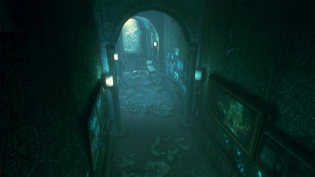 Kaidan - újabb aszimmetrikus horror a Kickstarteren