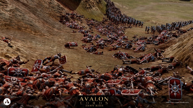 Avalon Lords: Dawn Rises