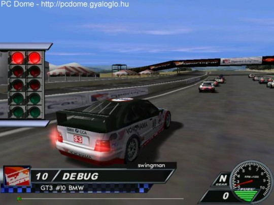 Sportscar GT cheat