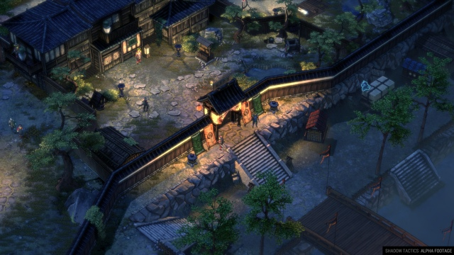 Shadow Tactics - Blades of the Shogun bejelentés
