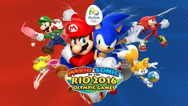 Mario & Sonic at the Rio 2016 Olympic Games áprilisban