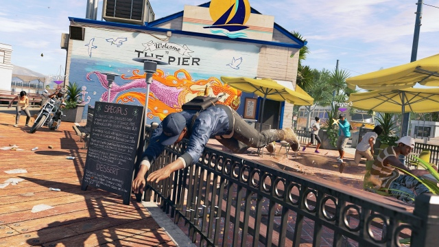 gamescom 2016: Watch Dogs 2 próbakör