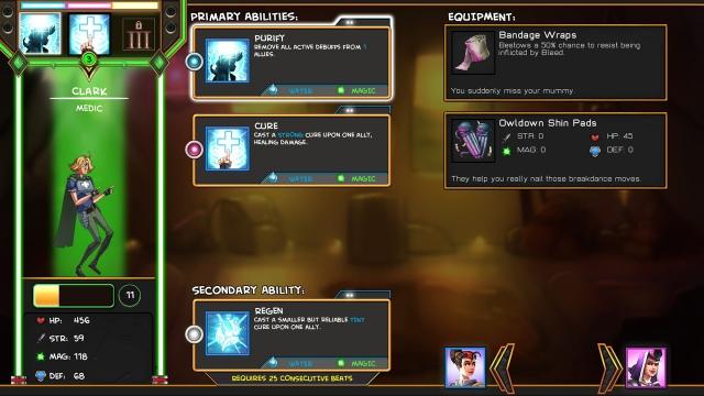 The Metronomicon játékmenet-bemutató