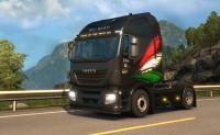 Magyaros kamionok a Euro Truck Simulator 2-ben