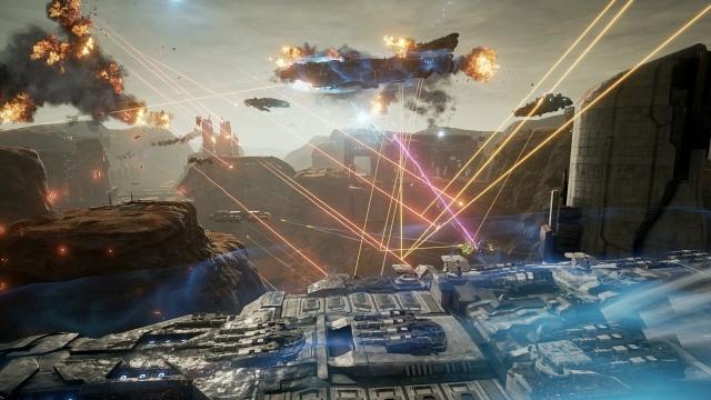 gamescom 2016: Dreadnought