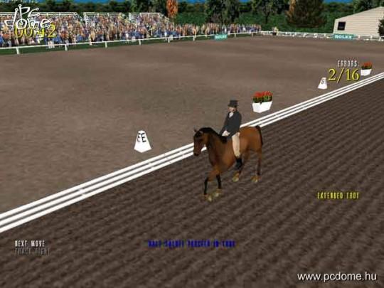 Sydney Equestriad 2000