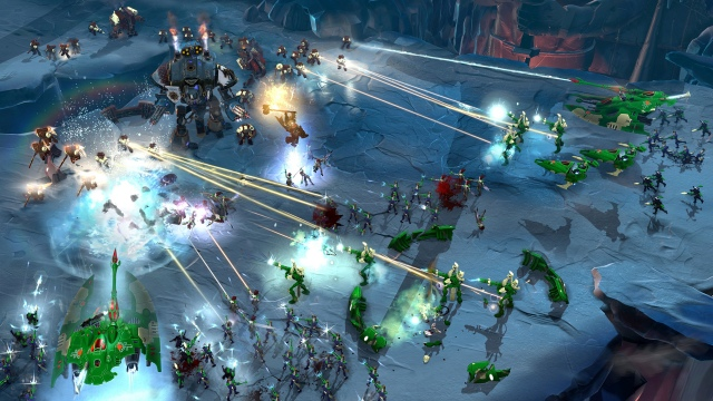 2017-ben jön a Warhammer 40,000: Dawn of War III