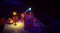 Egy elektromos szikrát irányíthatunk a TurnOnban