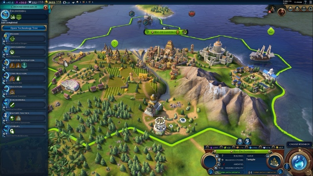 gamescom 2016: Civilization VI