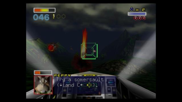 Star Fox 64 (WiiU VC)