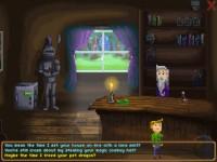 8-bites kaland lesz a Tick's Tales: Up All Knight