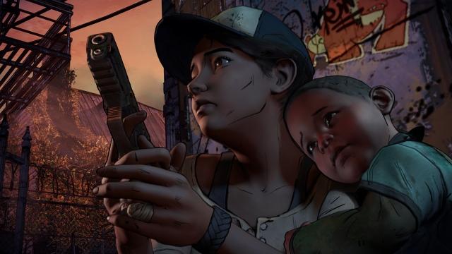 The Walking Dead: Season 3 képek és infók