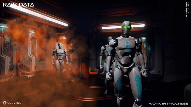 VR-akció lesz a Raw Data