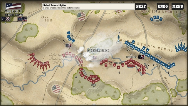 Gettysburg: The Tides Turns