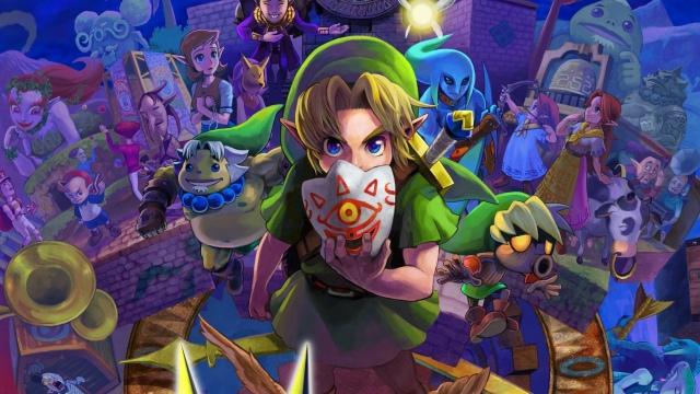 The Legend of Zelda: Majora's Mask (Wii U VC)