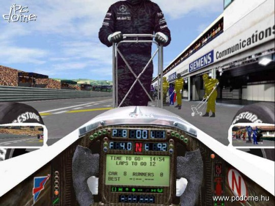 Grand Prix 3 cheat