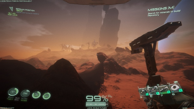 Osiris: New Dawn Early Access próbakör