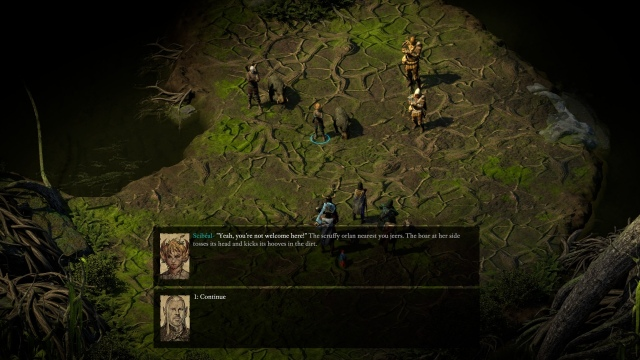 Pillars of Eternity II: Deadfire - Seeker, Slayer, Survivor DLC