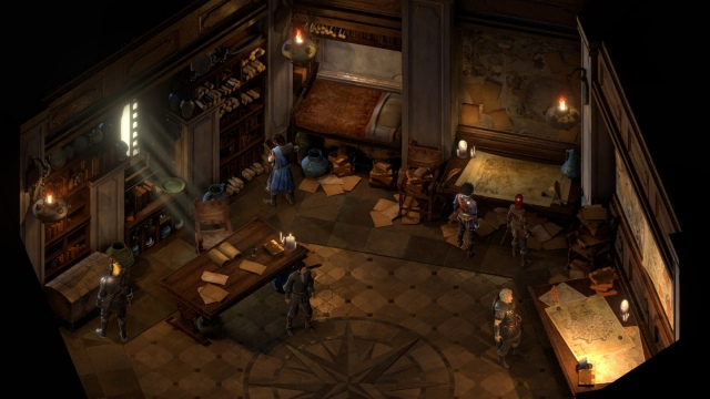 Pillars of Eternity II: Deadfire béta próbakör