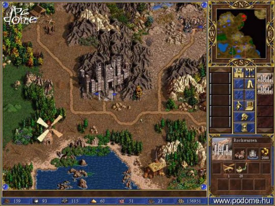 Heroes of Might and Magic III: The Shadow of Death cheat