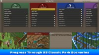 RollerCoaster Tycoon Classic PC-re is