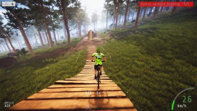 Descenders Early Access próbakör