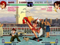 Két napig ingyenes a The King of Fighters 2002