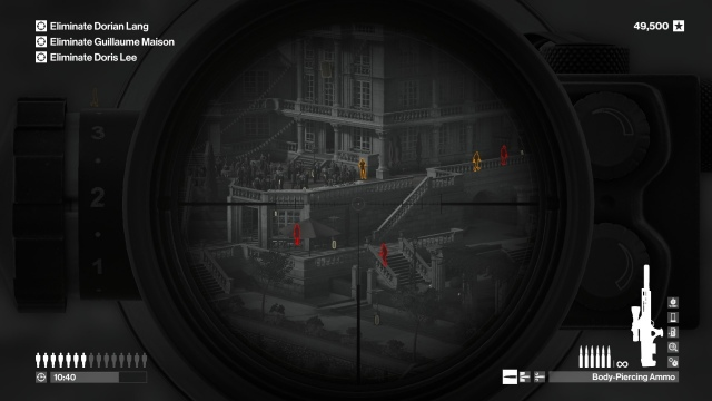 Hitman: Sniper Assassin