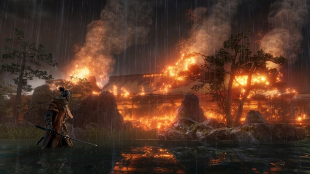 Sekiro: Shadows Die Twice - gamescom próbakör