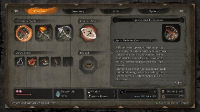 Sekiro: Shadows Die Twice Test - Other work from Dark Souls developers.