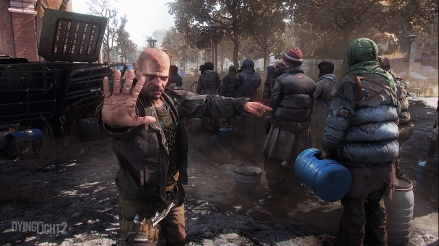 Dying Light 2 - gamescomos bemutató
