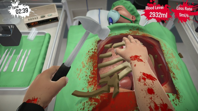 Surgeon Simulator CPR (Switch)