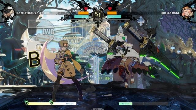 Prueba de Guilty Gear -STRIVE- - La batalla de Guilty Hulk continúa
