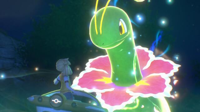 Nueva prueba instantánea de Pokémon: ¡conviértete en fotógrafo!