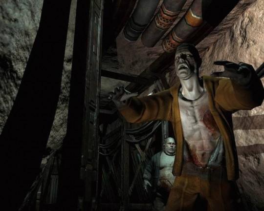 Doom 3 képek