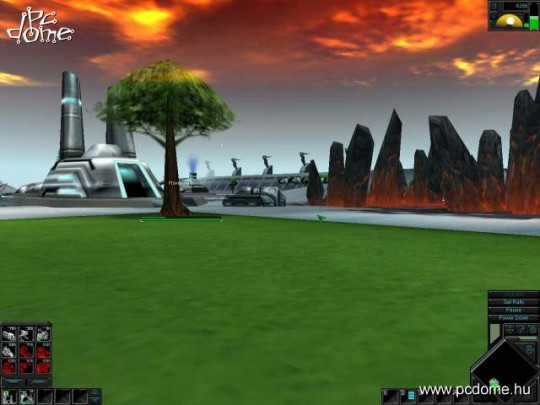 Dark Reign 2 cheat