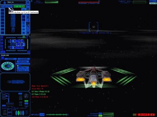 Star Trek: Starfleet Command - Orion Pirates