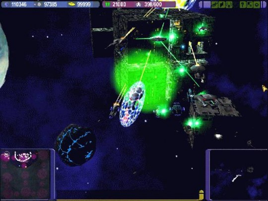Star Trek: Armada II cheat