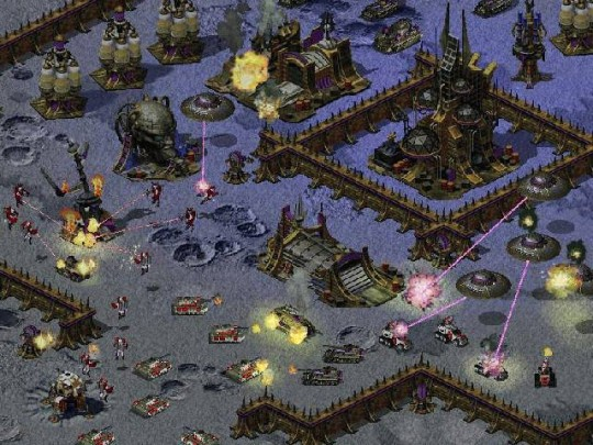 Command & Conquer: Yuri's Revenge (angolul)