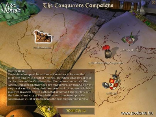 Age of Empires II: The Conquerors Expansion cheat