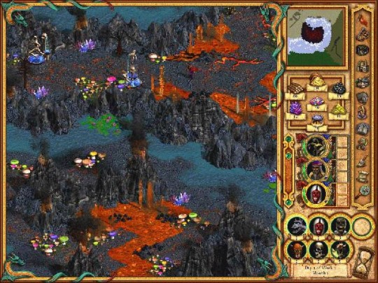 Heroes of Might and Magic IV cheat