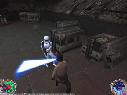 Új Jedi Knight II képek
