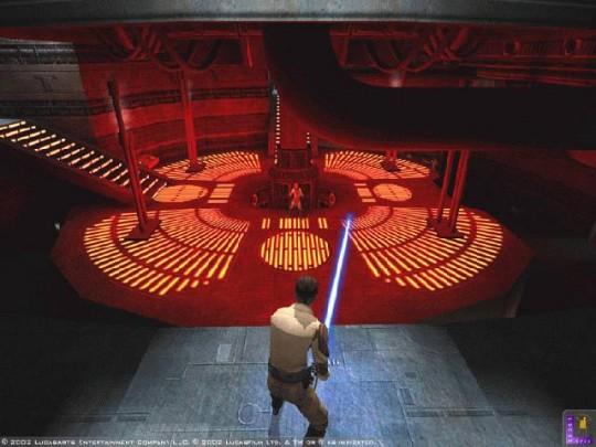 Jedi Knight II képek