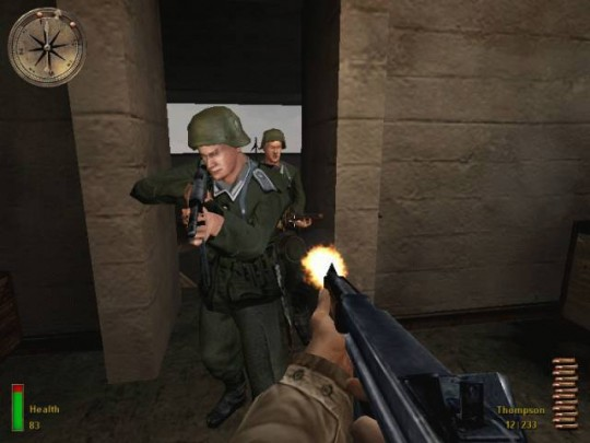 Medal of Honor Allied Assault cheat