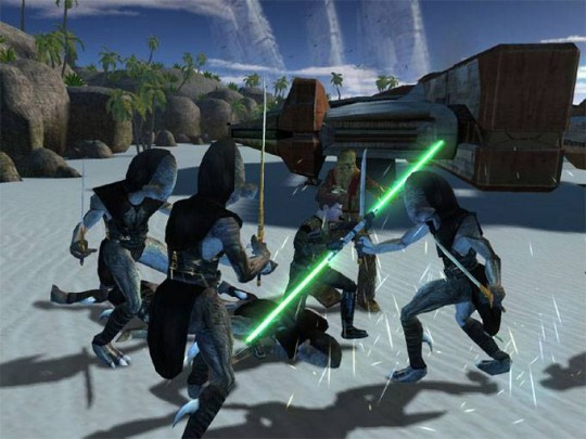 Star Wars: Knights of the Old Republic cheat