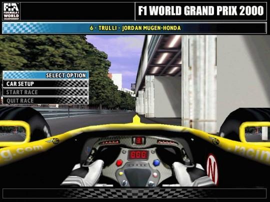F1 World Grand Prix 2000