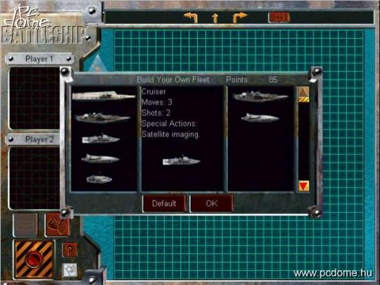 Em@il Games - Battleships