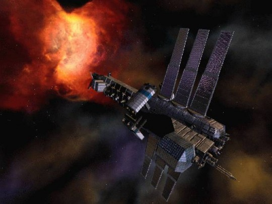 Két új Imperium Galactica III kép