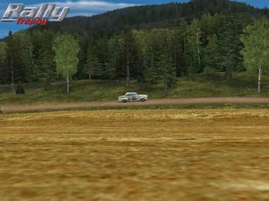 Rally Trophy képek